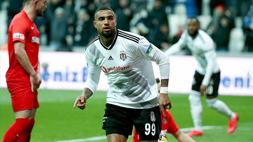 Beşiktaş Boateng için son kararını verdi!