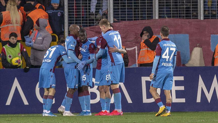 Trabzonspor son 9 sezondaki en iyi deplasman performansını sergiledi