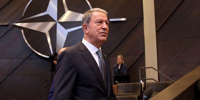 """Milli Savunma Bakanı Akar: """"Ateşkesi sağlamak ve kalıcı kılmak için ilave birlikler gönderiyoruz"""""""