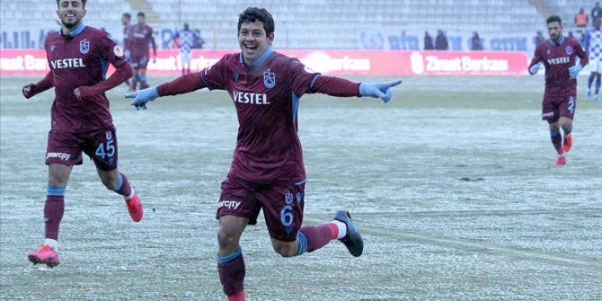 Kupada Trabzonspor yarı finalde