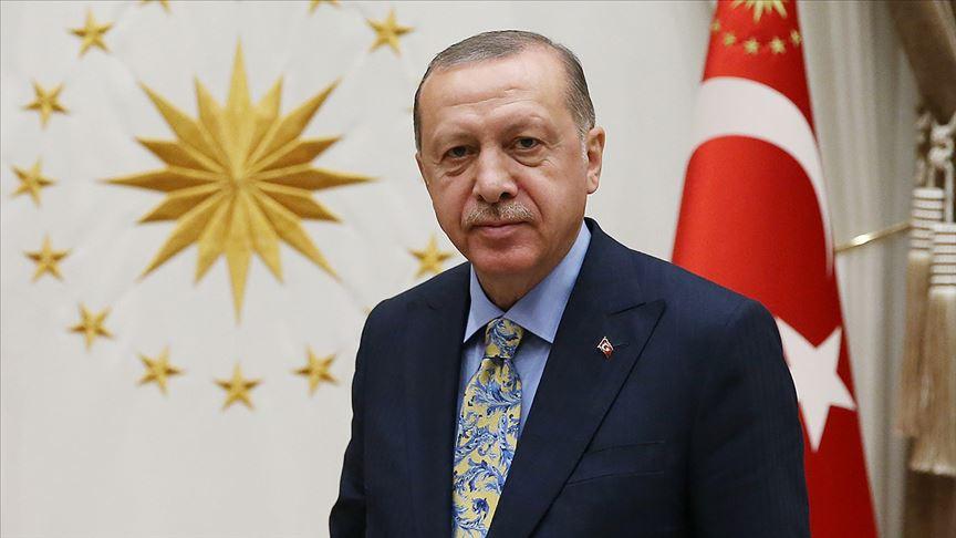 Cumhurbaşkanı Erdoğan'dan Dünya Radyo Günü paylaşımı