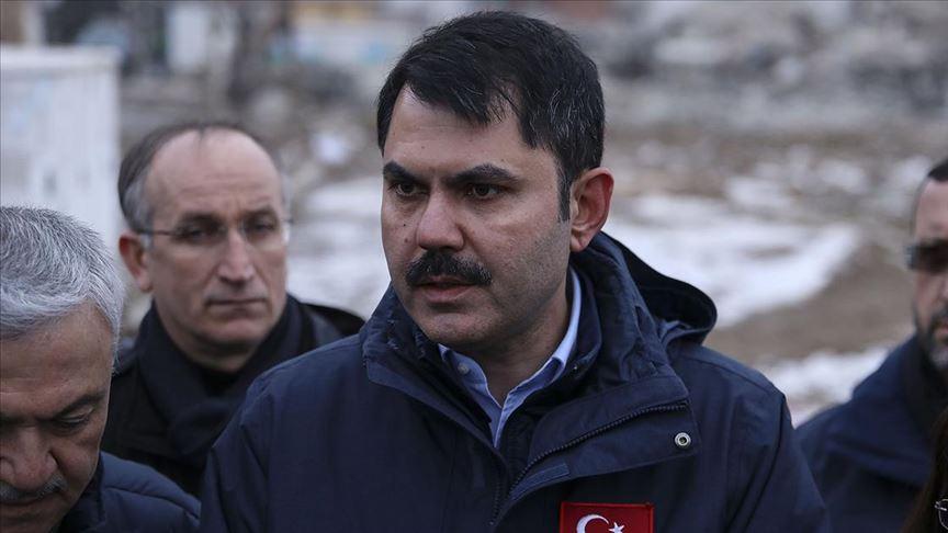 Bakan Kurum: Elazığ'da kentsel dönüşüm sürecini başlattık