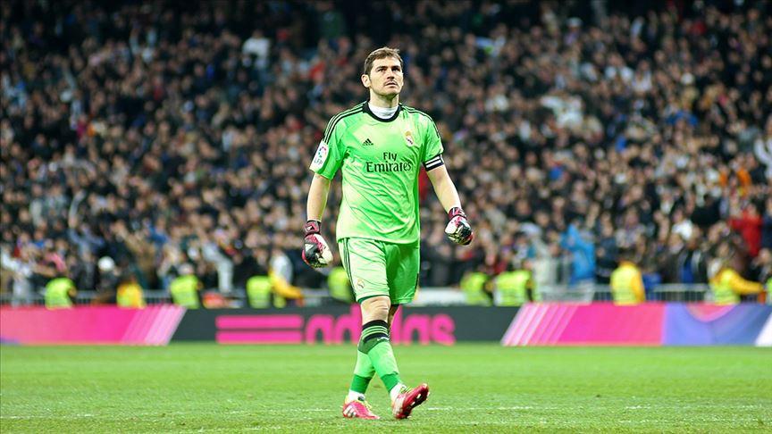 Casillas Federasyonu Başkanlığı için adaylığını açıkladı