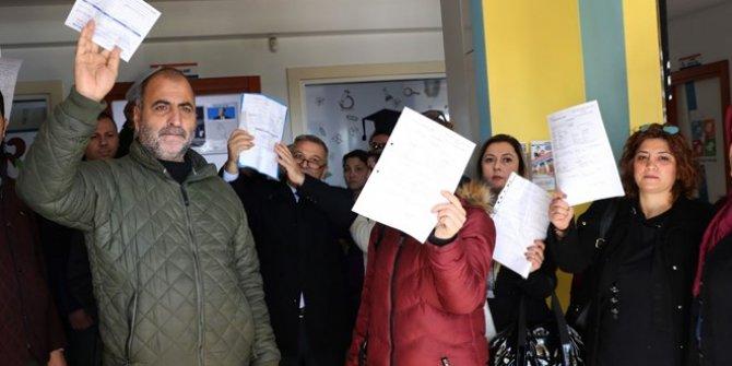 Adana'da özel okul iflas edince öğrenciler mağdur oldu