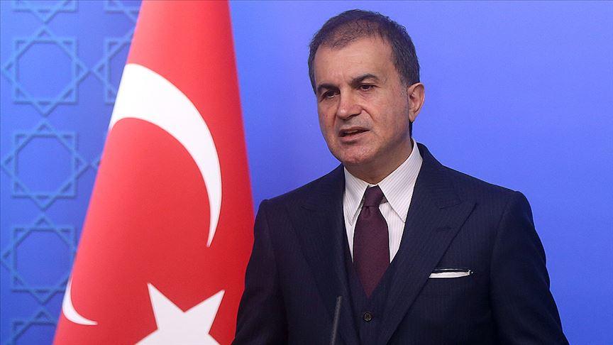 AK Parti Sözcüsü Çelik: Darbe tartışması Türkiye için lüzumsuz bir gündemdir