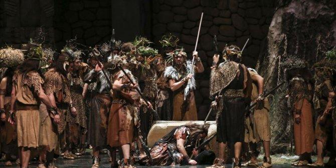 Göbeklitepe Operası dünya prömiyerini yaptı