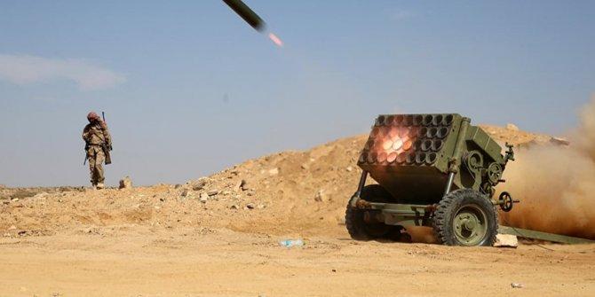 Yemen'in Sana kentinden Suudi Arabistan'a balistik füze saldırısı düzenlendi