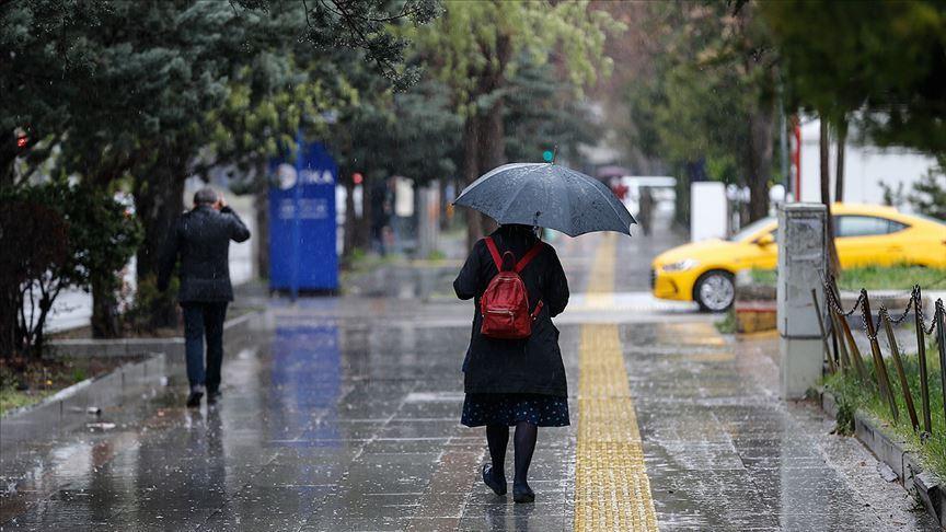 Bugün hava nasıl olacak? 25 Şubat 2020 hava durumu