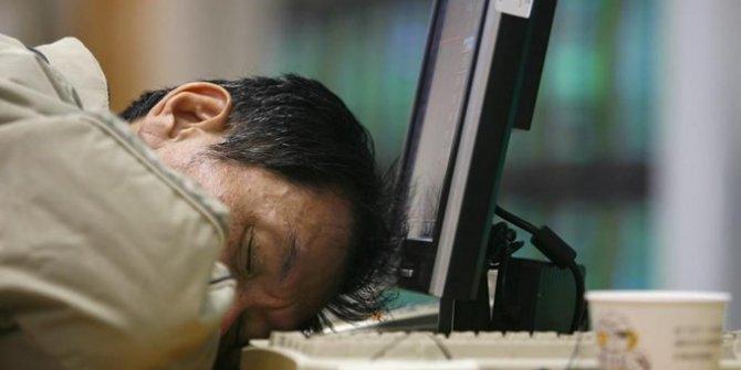 İnternette geçirdiğimiz süre ile uyku süremiz artık eşit!