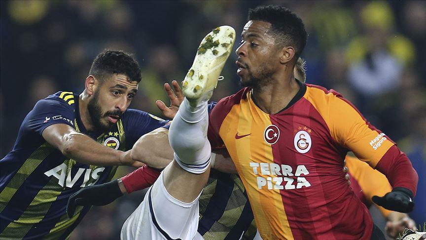Süper Lig'de kıran kırana yarış