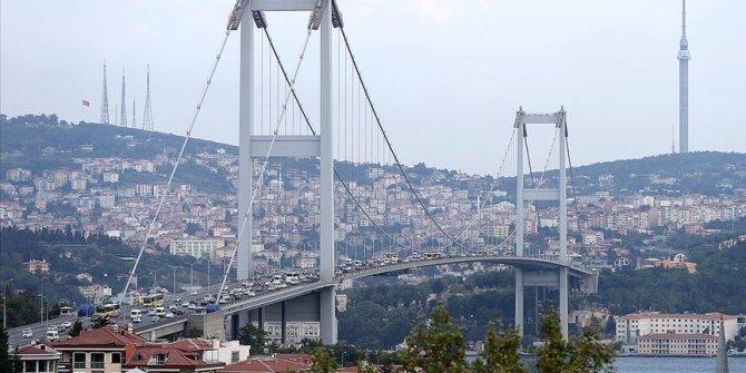 Ocak ayında köprü ve otoyollardan 189 milyon 525 bin lira gelir elde edildi