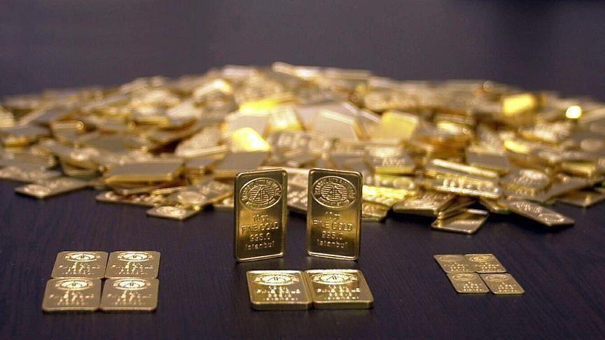 Altının kilogramı 326 bin liraya geriledi