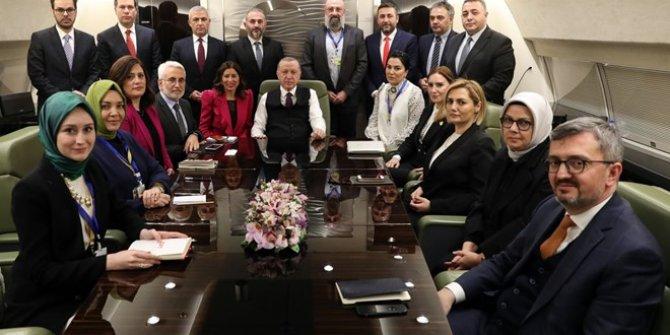 Erdoğan: Gözetleme noktalarımıza yönelik kuşatmaya müsaade edemeyiz