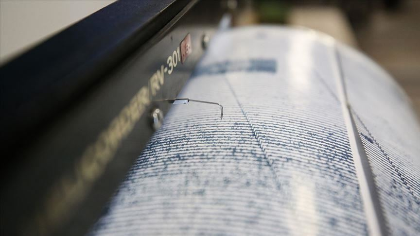 Malatya'da 4,1 büyüklüğünde deprem