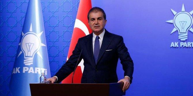 AK Parti Sözcüsü Çelik: Artık mültecileri tutabilecek durumda değiliz