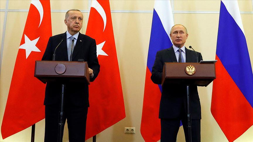 İletişim Başkanı Altun: Erdoğan ve Putin en kısa sürede yüz yüze görüşecek