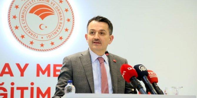 Tarım ve Orman Bakanı Pakdemirli: Hayvancılık desteklemeleri kapsamında üreticilerimize 5,1 milyar lira ödedik