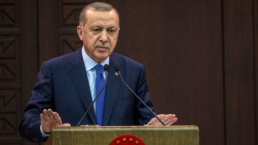 """Cumhurbaşkanı Erdoğan tarih verdi: """"Bu süreçten en az hasarla çıkacağız"""""""