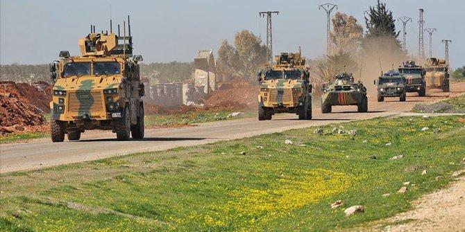 M4 kara yolunda ikinci Türk-Rus birleşik kara devriyesi icra edildi