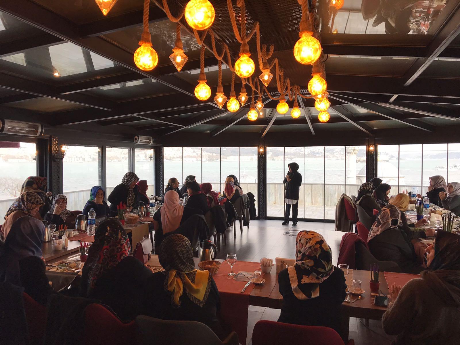 Kadın dernekleri İstanbul'da bir araya geldi