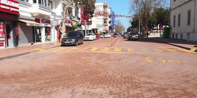 Türkiye'nin en yaşlı ilinde sokaklar bomboş