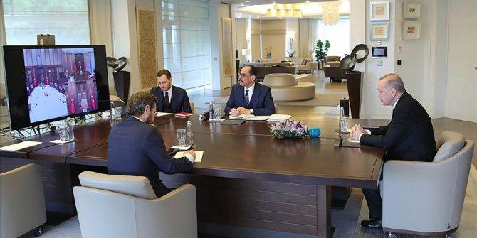 Yeni Yargı Reformu ve İnfaz Yasası İstişare Toplantısı Yapıldı