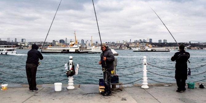 Üsküdar sahilinde balık tutmak yasaklandı