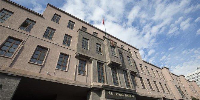 MSB: Yasa dışı geçiş teşebbüsünde bulunan 3 bin 541 kişi yakalandı