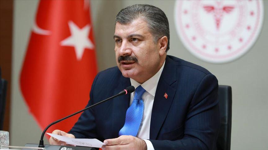 Sağlık Bakanı Koca açıkladı: Koronavirüs'ten 15 hastamız hayata veda etti