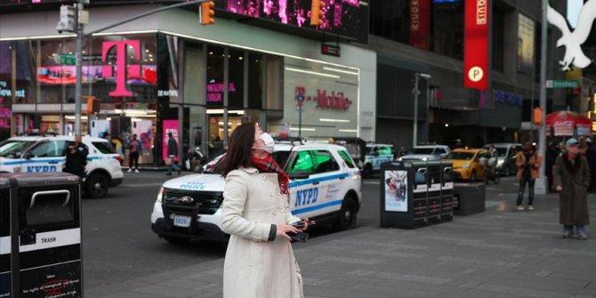 Salgın nedeniyle New York'ta bazı sokaklar trafiğe kapatılacak
