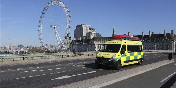 İngiltere'de Kovid-19 nedeniyle ölenlerin sayısı 465 oldu