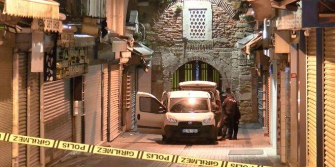 Kapalı Çarşı'da kuyumcu soygunu