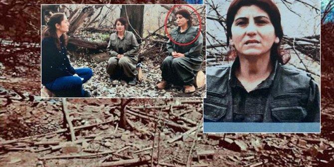 PKK'nın sözde KCK önderlik komitesi/yürütme konseyi üyesi terörist etkisiz hale getirildi