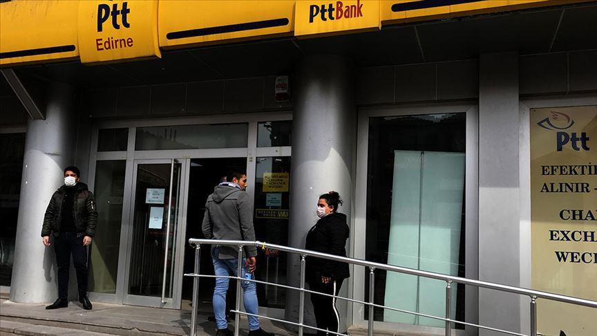 PTT 'sosyal mesafe' kuralını uygulayacak