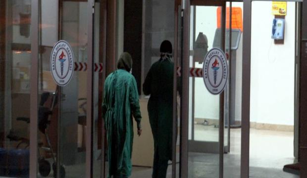 Koronavirüs karantinasında bulunan kişi hastaneden kaçtı