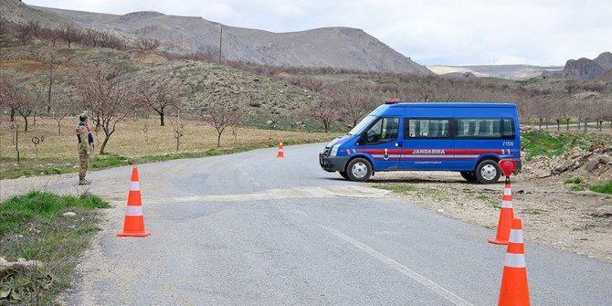İki mahalle koronavirüs karantinasına alındı