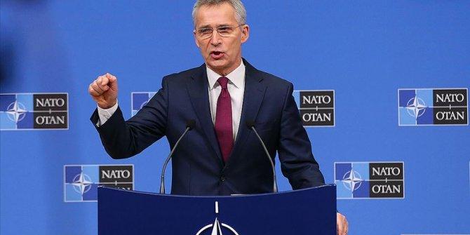NATO Genel Sekreteri Türkiye'yi dayanışma örneği olarak gösterdi