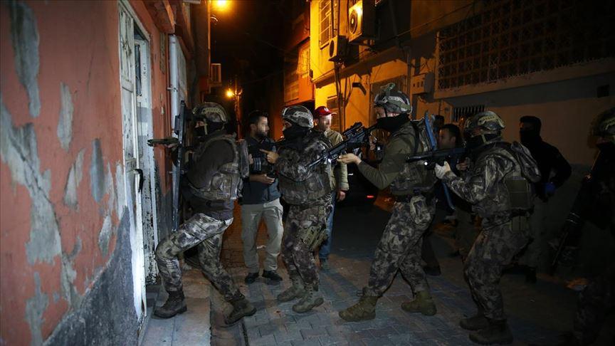 Terör örgütü DEAŞ'a mart ayında darbe vuruldu