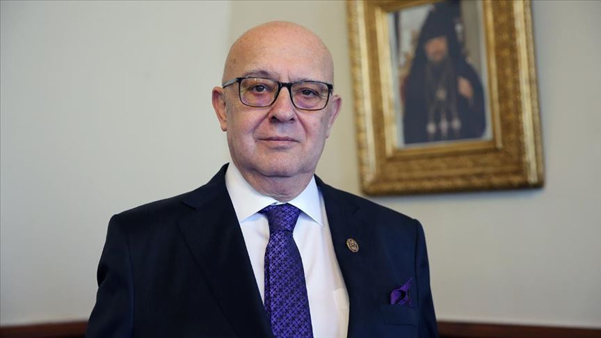 Ermeni Vakıflar Birliğinden Milli Dayanışma Kampanyası'na destek