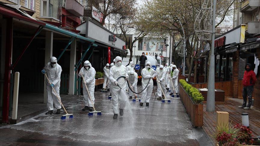 Belediyeler koronavirüs seferberliğinde 'sınır' tanımıyor