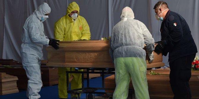 İtalya'da virüsten ölenlerin sayısı 17 bin 127'ye yükseldi