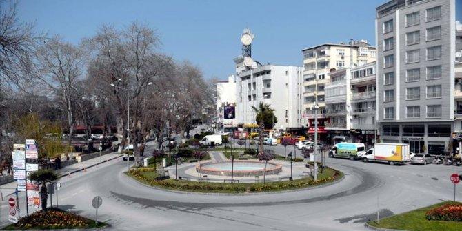 Sinop'ta ilçeler arası seyahat yasağı getirildi