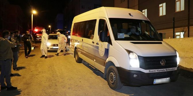 Irak'tan getirilen 17 Türk işçi Kütahya'da yurda yerleştirildi
