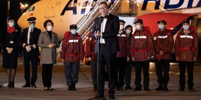 Sırbistan Cumhurbaşkanı Aleksandar Vucic'in oğlu corona virüse yakalandı
