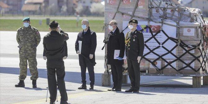 NATO'nun Belçika'daki SHAPE Karargahı'ndan Türkiye'ye teşekkür