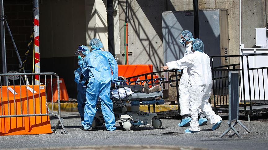 Dünya genelinde virüs nedeniyle ölenlerin sayısı 90 bini aştı