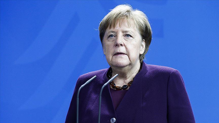 Merkel Kovid-19 tedbirlerinin daha fazla sıkılaştırılmasına ihtiyaç duymuyor