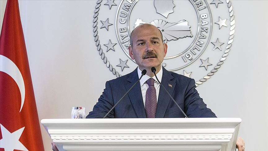 Bakan Soylu açıkladı:  'Yılbaşından itibaren 22 bin operasyon gerçekleştirdik'