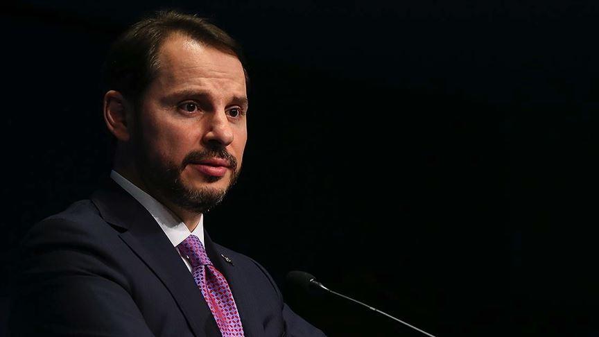 Bakan Albayrak: Hedefimiz dünyada ve Avrupa'da lider ülkeler arasında yer almak