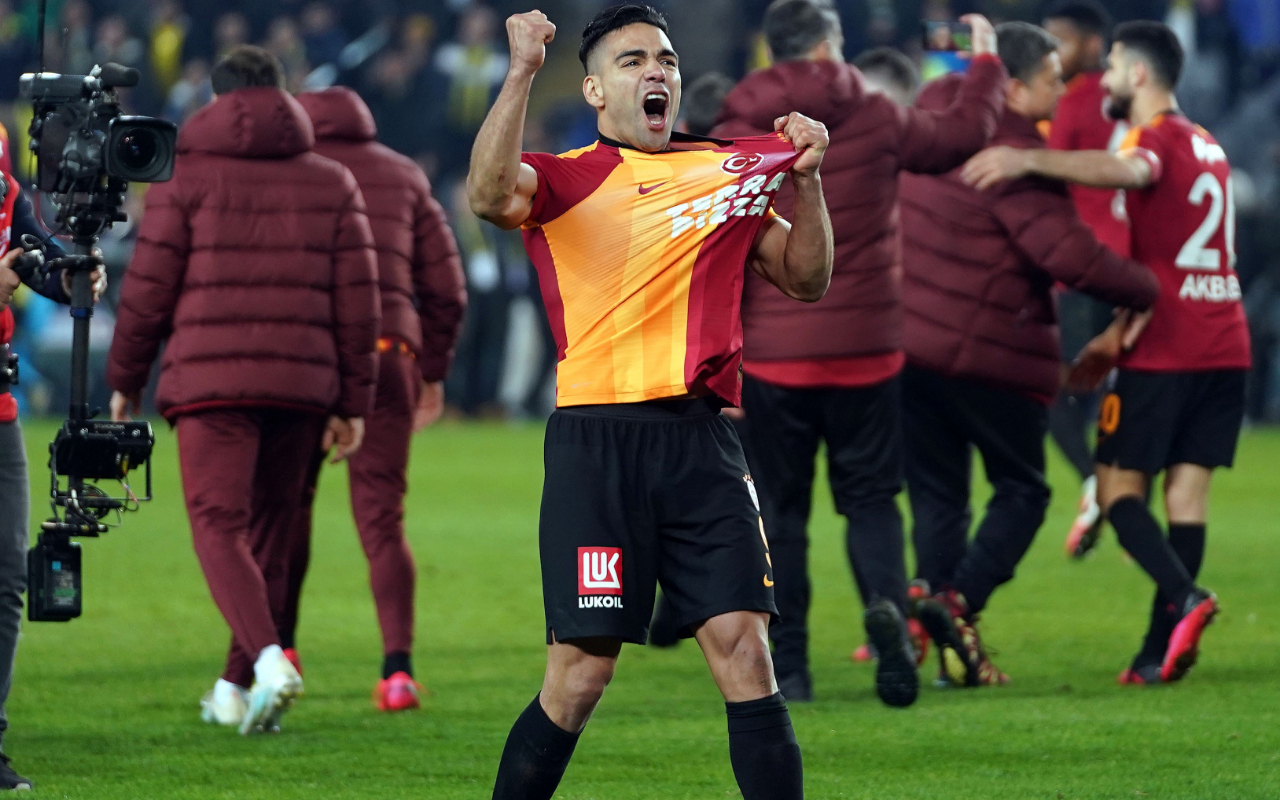 David Beckham, Galatasaraylı Falcao'yu istiyor